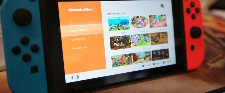 Nintendo eShop, partono gli Sconti di Primavera: in offerta oltre 140 titoli