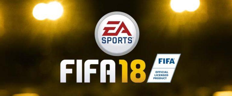 FIFA 18: oggi il primo trailer