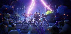 Fortnite è disponibile per PC, PS4 e Xbox One