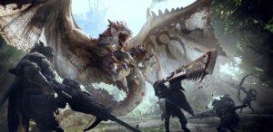 Monster Hunter World: un video ci mostra il prototipo del gioco con Lagiacrus