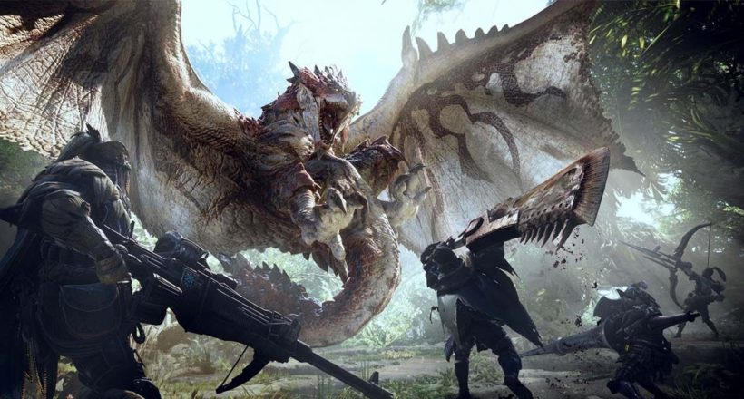 Monster Hunter: World, la data di uscita su PC Steam è fissata per il 9 agosto