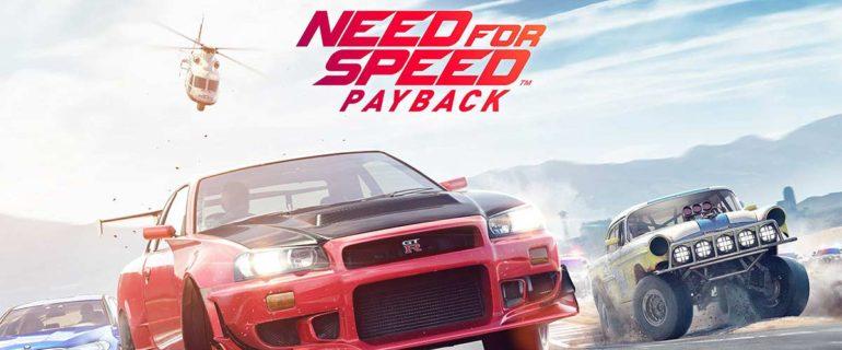 Need for Speed Payback: ecco il trailer che ci mostra la BMW M5