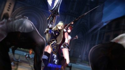 Nights Of Azure 2: ecco i primi 30 minuti di gioco su PlayStation 4