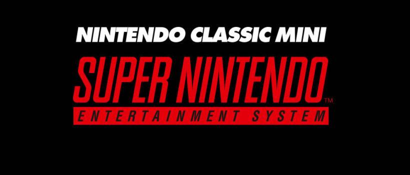 Annunciato il Nintendo Classic Mini: SNES, ecco giochi, data di uscita, foto e dettagli