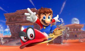 Super Mario Odyssey: un nuovo video ci mostra gameplay inedito e boss fight