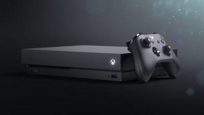 Xbox One X: ecco la lista di tutti i giochi migliorati per la nuova console Microsoft