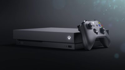 Xbox One X in offerta su Amazon