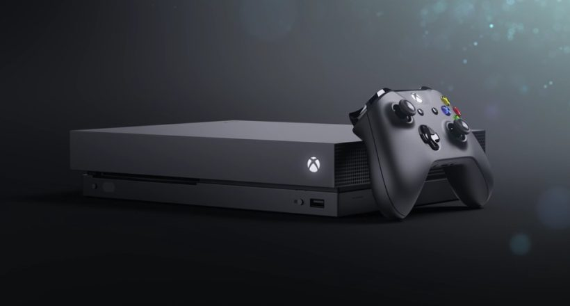 Xbox One X in offerta su Amazon