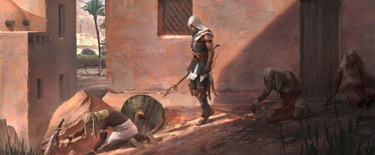 Assassin's Creed Origins: una nuova linea editoriale espande l'universo del gioco