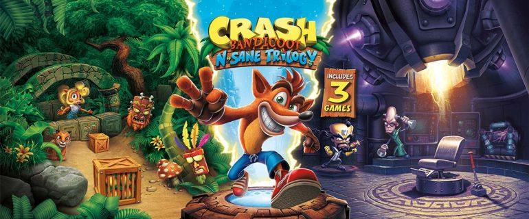 PlayStation Store, tornano le 12 offerte di Natale: il primo gioco è Crash Bandicoot N. Sane Trilogy