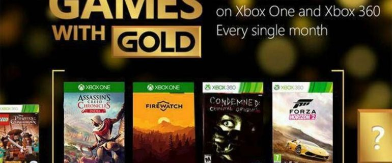 Games With Gold: svelati in anticipo i titoli di agosto 2017?