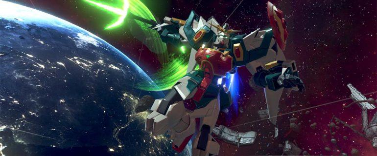 Gundam Versus: arriva l'Open Beta dal 2 settembre 2017