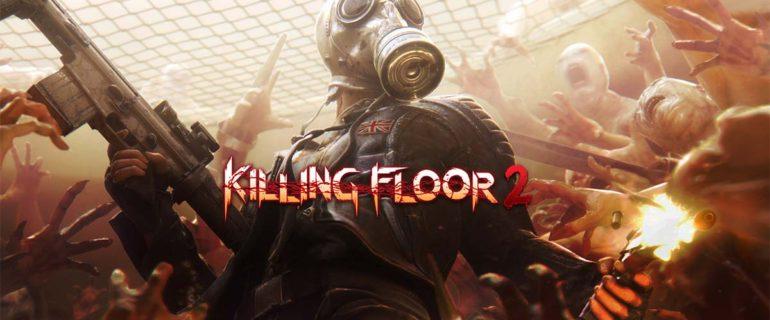 Killing Floor 2 è in arrivo su Xbox One e Xbox One X