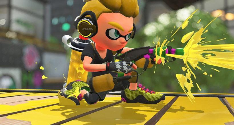 Splatoon 2, disponibile la demo speciale con 7 giorni gratuiti di Nintendo Switch Online
