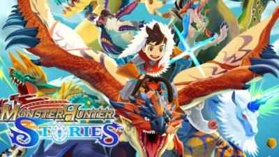 Monster Hunter Stories: la demo arriva il 10 agosto su Nintendo 3DS