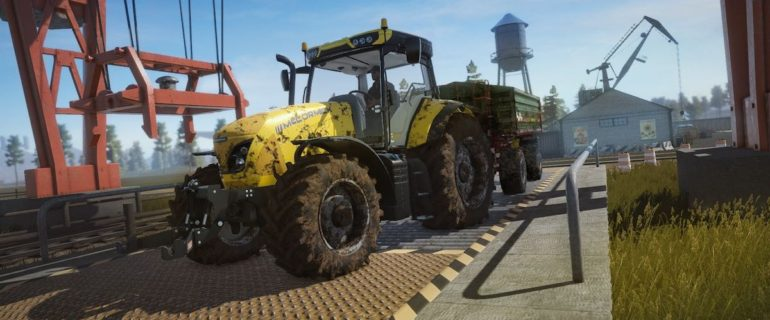 Farming Simulator per Nintendo Switch Edition si mostra in un primo trailer