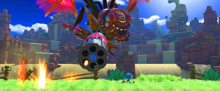 Sonic Forces, aperti i pre-order della Digital Bonus Edition