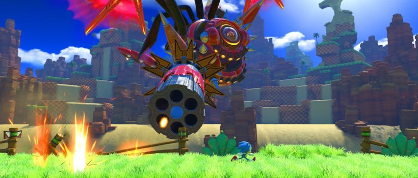 Sonic Forces, aperti i pre-order della Digital Bonus Edition