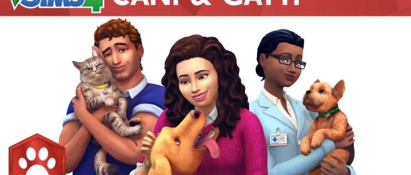 The Sims 4: annunciata la data di uscita dell'espansione Cani & Gatti