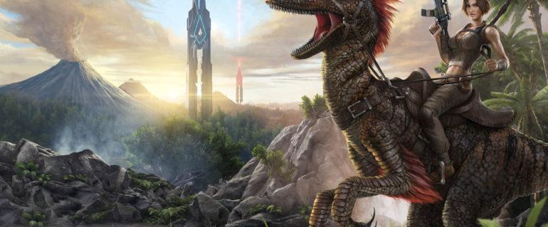 Ark: Survival Evolved, arriva Aberration Expansion Pack