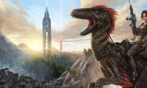 Ark: Survival Evolved, annunciata la data di uscita su Nintendo Switch