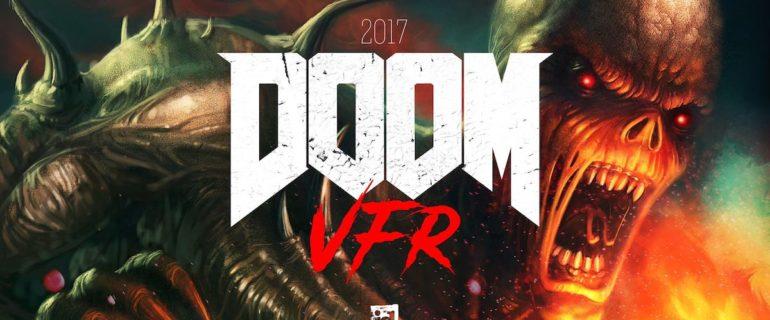 """DOOM VFR: ecco il trailer della realtà virtuale """"Da Marte agli inferi"""""""