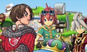 Dragon Quest X: annunciata una nuova espansione con un trailer