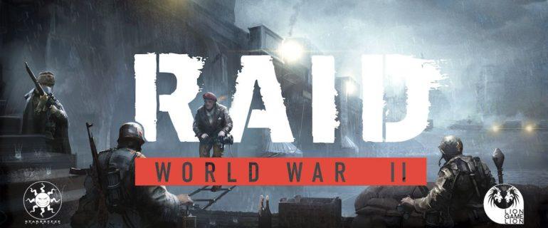 Raid: World War II arriva ad ottobre in formato fisico su PS4 e Xbox One