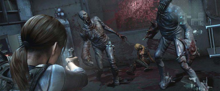 Resident Evil Revelations uscirà il 29 agosto per PS4 e Xbox One, e a fine 2017 per Switch