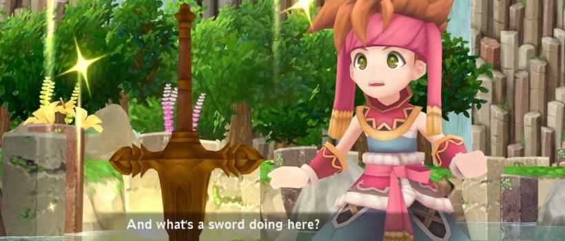 Secret of Mana torna in 3D su PC e PS4: ecco data di uscita e trailer