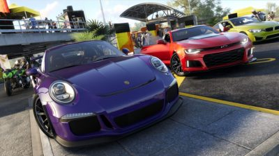 The Crew 2 è disponibile da oggi per PS4, Xbox One e PC