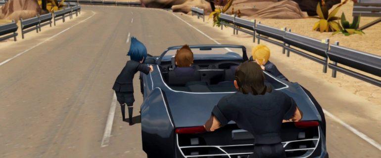 Final Fantasy XV: Pocket Edition si mostra con 20 minuti di gameplay
