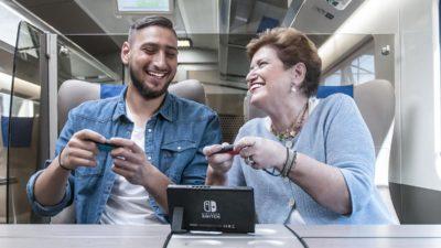 Mara Maionchi e Gianluigi Donnarumma insieme per Nintendo Switch e Mario Kart 8 Deluxe