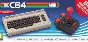THEC64 Mini, l'aggiornamento v1.1.4 permette di aggiungere nuovi giochi tramite USB