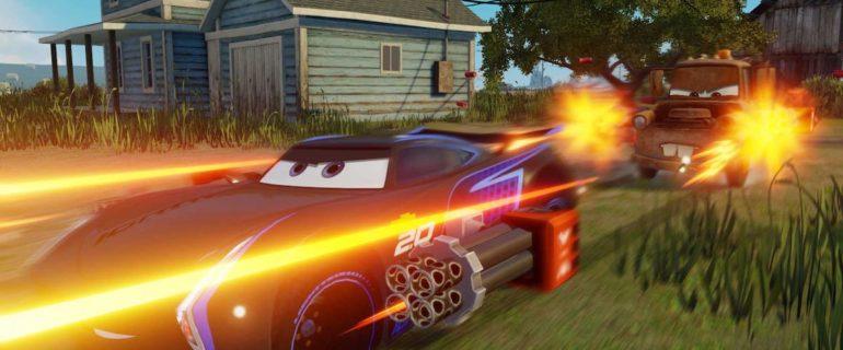 Cars 3: In gara per la vittoria, disponibile da oggi il videogioco