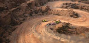 Mantis Burn Racing arriva su Nintendo Switch: ecco il video