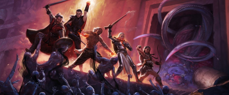Pillars of Eternity è ora disponibile su Xbox One e PlayStation 4