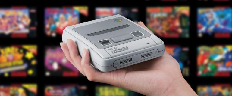 Mini SNES nuovamente disponibile su Amazon Italia