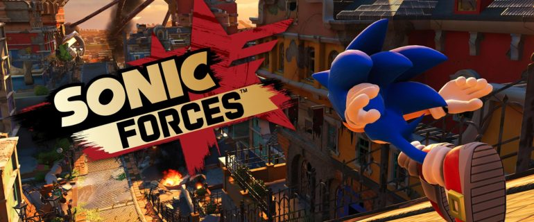 Sonic Forces: ecco il trailer di lancio del gioco