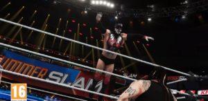 WWE 2K18 si mostra con il suo primo gameplay trailer