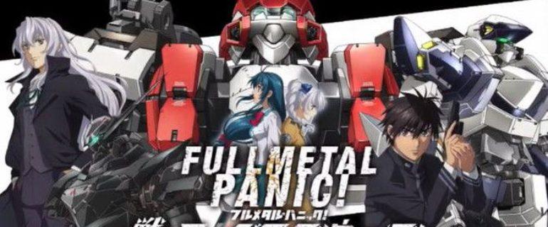 Full Metal Panic annunciato in esclusiva per PlayStation 4: ecco il trailer