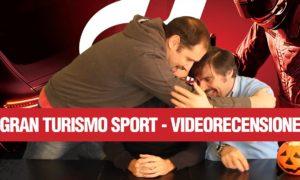 Gran Turismo Sport: ecco la recensione video in Press Play On Tape