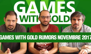 Games With Gold: i rumors di novembre 2017 nel nuovo video di Press Play On Tape