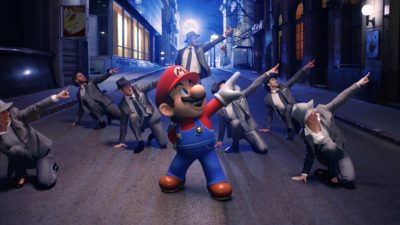 Super Mario Odyssey: ecco il video musicale Jump Up, Super Star