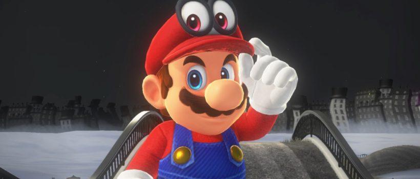 Super Mario Odyssey: ecco un video che ci mostra il gameplay in coppia