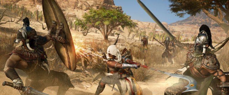 Assassin's Creed Originslancia un concorso legato alla Modalità Foto