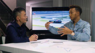 Siglata la partnership tra GT SPORT e Lewis Hamilton: il pilota apparirà come mentore