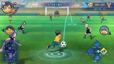 Inazuma Eleven Ares annunciato per Nintendo Switch: ecco il primo video gameplay