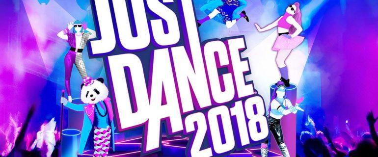 Just Dance 2018 arriva questa settimana: ecco la tracklist
