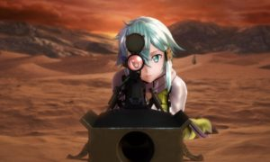 Sword Art Online: Fatal Bullet, nuovi video ci mostrano gameplay e creazione del personaggio